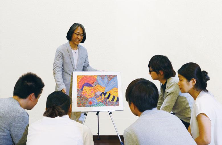 対話型アート鑑賞プログラム